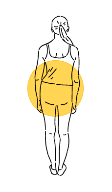 Imbalanced Hip